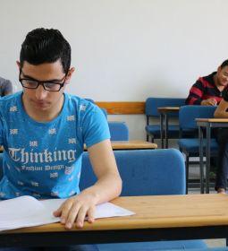 أجواء إمتحانات نهاية الفصل الدراسي الثاني 20172018
