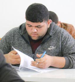 الامتحانات النصفية للفصل الثاني من العام الدراسي 2018-2019