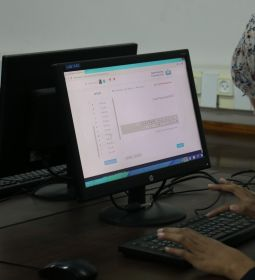 الإمتحانات الإلكترونية