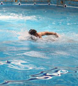 بطولة السباحة