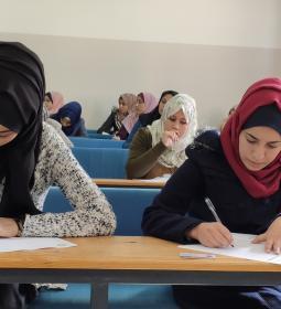 الامتحانات النهائية للفصل الدراسي الأول 2019-2020