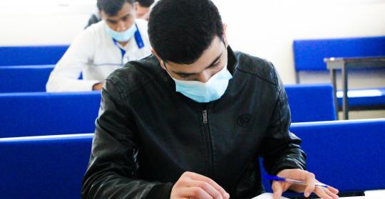 الامتحانات النصفية الوجاهية للفصل الدراسي الثاني 2020/2021 في جامعة الإسراء