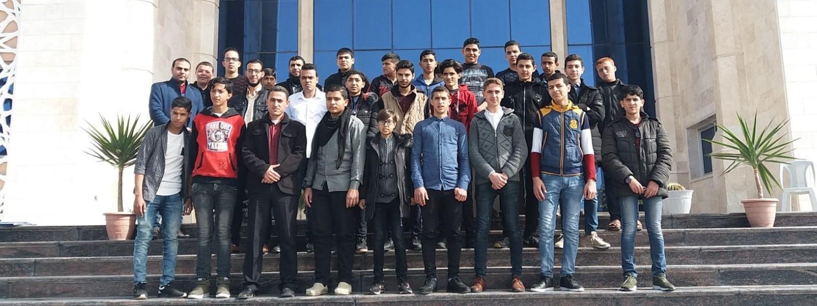 في ضيافة جامعة الإسراء